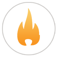flame graphic